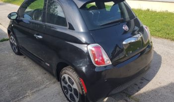 Fiat 500e Black and White edition 2016 #298 full