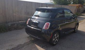 Fiat 500e Oranžový 2014 #786 full