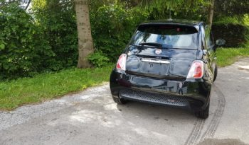 Fiat 500e Čierny 2014 #744 full