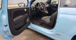 Fiat 500e Modrá 2015 #493