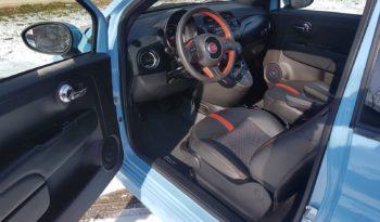Fiat 500e Modrá 2014-mod.2015 #325 full