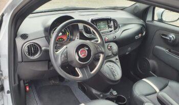 Fiat 500e svetlo sivá 2017 #751 full