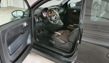 Fiat 500e Čierny 2016 #078 full
