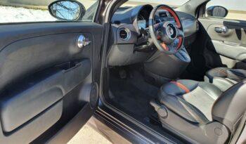 Fiat 500e Sivý 2014 #968 full